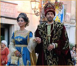 il re e la regina