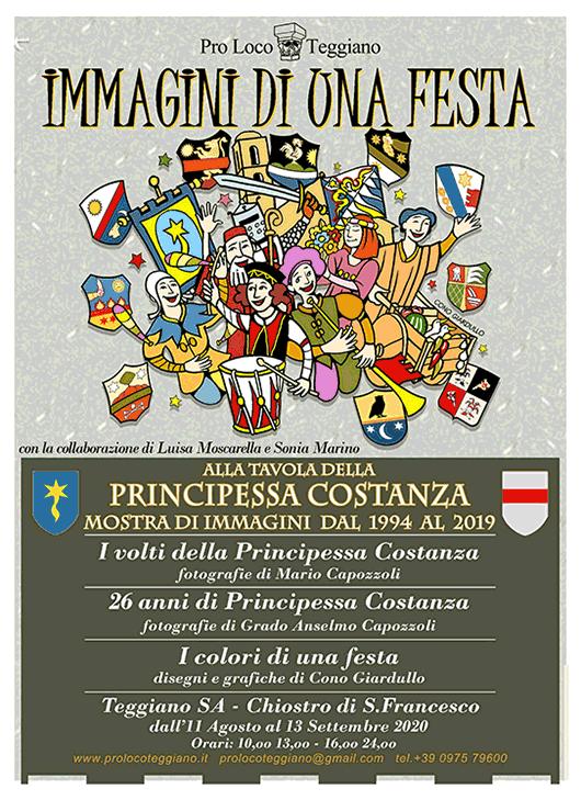 Spazio all'arte: una mostra per la Principessa, e per i fan d'Italia e del mondo la sorpresa è sui social