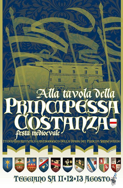 Italia medievale alla tavola della principessa costanza a teggiano sa - Alla tavola della principessa costanza 2017 ...