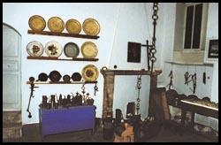 Foto interno museo